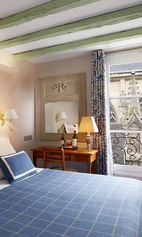 Hôtel proche du Louvre Relais Madeleine