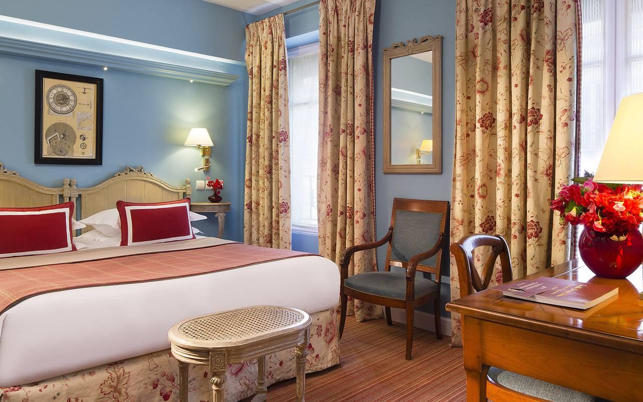 Hôtel romantique à Paris Relais Madeleine