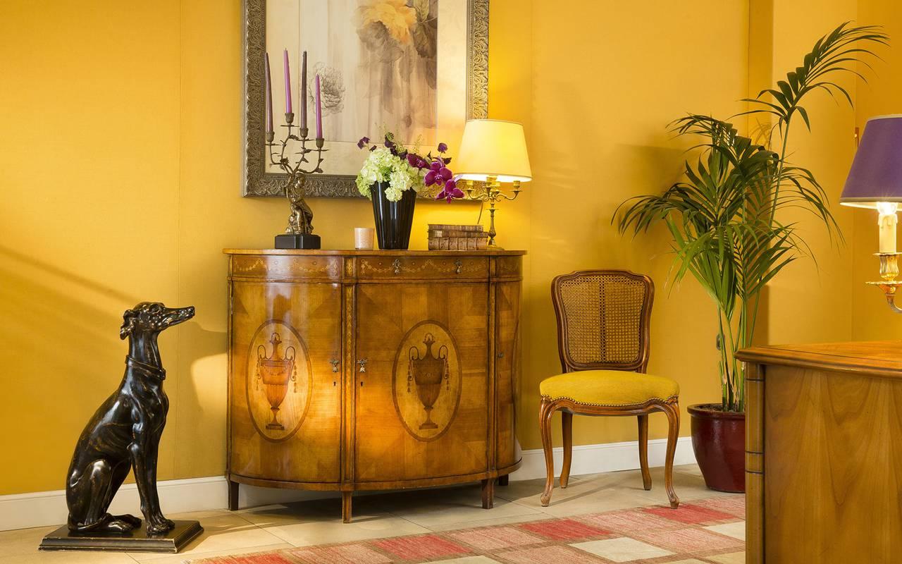 Hôtel de charme à Paris Relais Madeleine