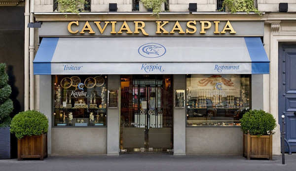 Kaspia: The reference of Caviar | Hôtel Relais Madeleine