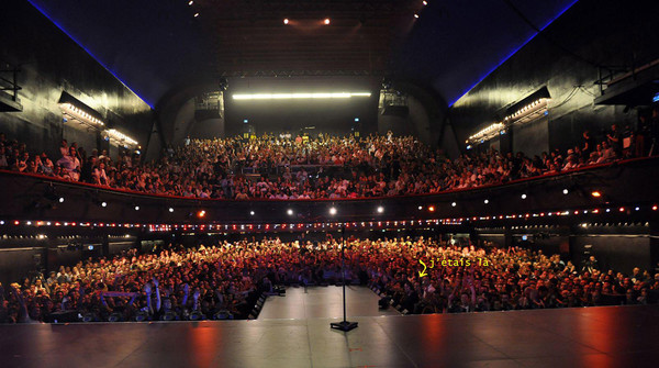salle concert olympia